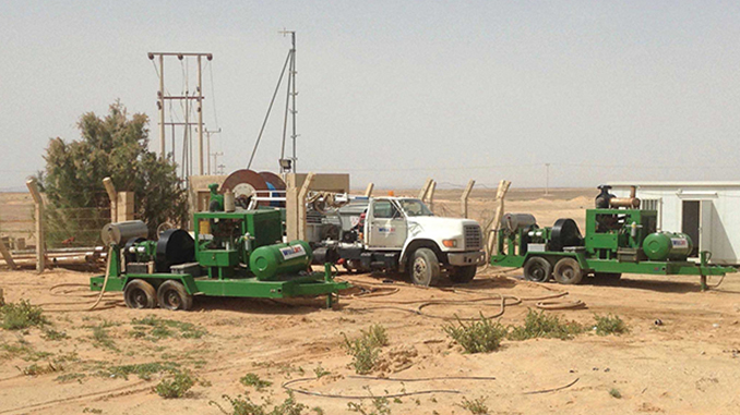Rehabilitating Jordan's Phosphate Mines