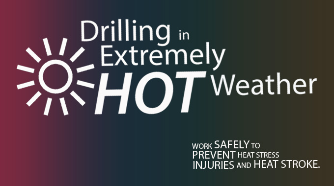Know How to Work in Heat Safely