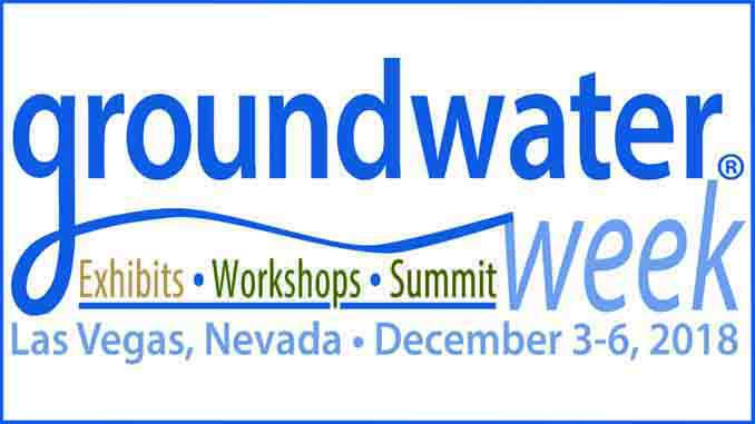 Groundwater Week 2018 Q&A