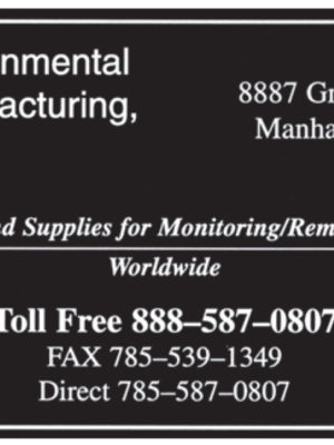 Environmental Manufacturing Inc