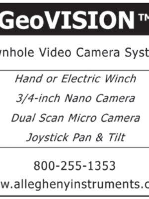 GeoVISION - Downhole Video Camera Systems