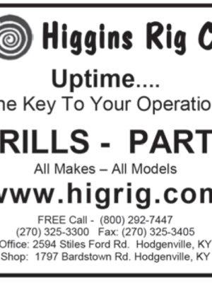Higgins Rig Co.