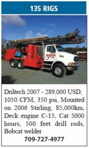 Driltech 2007 for Sale