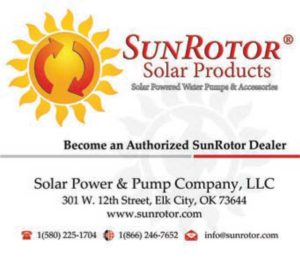Sun Rotor Solar Products